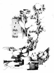 Ekrem Cizmic | Illustration / drawing