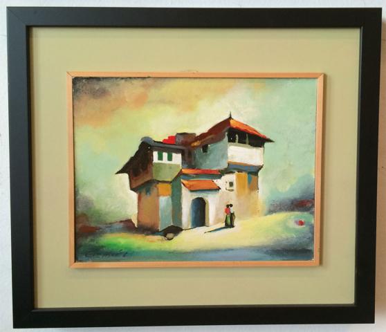 Ekrem Cizmic | Oil Paintings