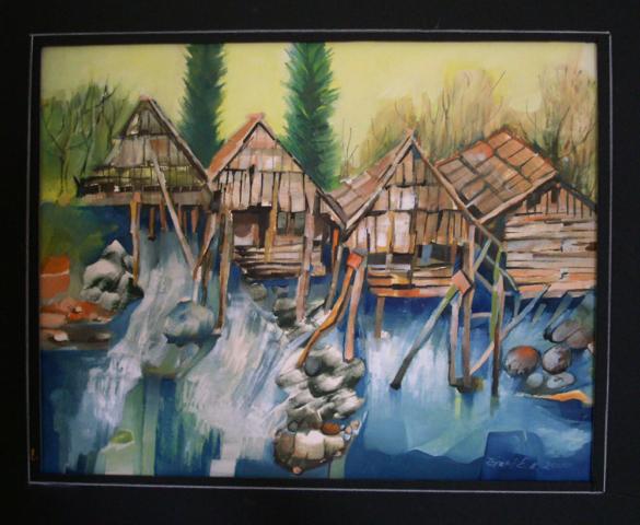 Ekrem Cizmic   Oil Paintings